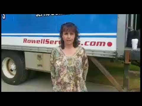 Rowell's Services Happy Customer Review - Johanna