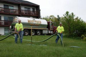 septic pumping norhtfield, nh