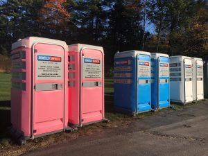 porta potty rentals northfield, nh