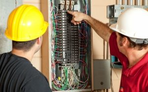 main service panel upgrades and circuit breakers