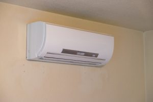 single area heating & cooling