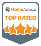 Rowell's Services is a Top Rated HomeAdvisor Pro