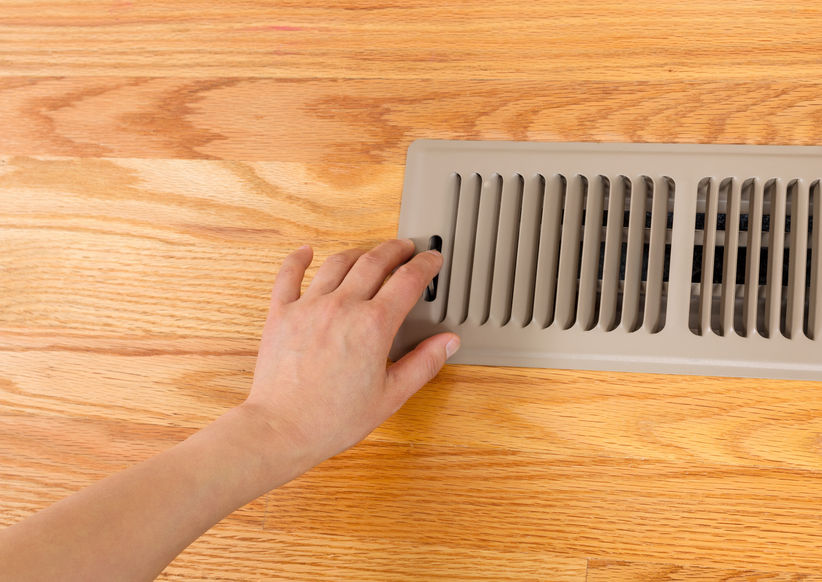 does closing furnace vents save you money?